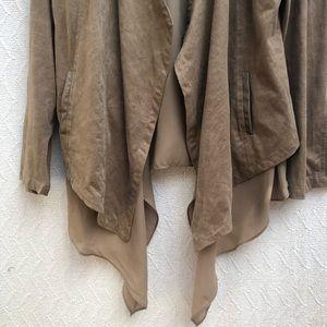 Miilla Clothing Jackets & Coats - Miilla Layered Coverup Jacket Style i500